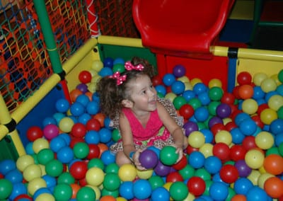 INSIDE SOFT PLAY AREA